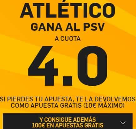 atletico psv