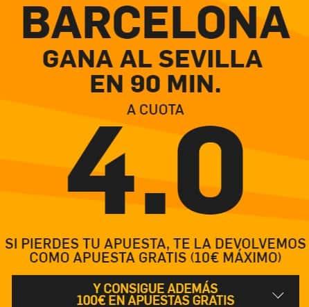 supercuota betfair copa del rey barcelona
