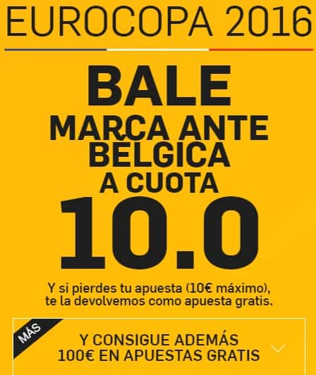 supercuota betfair bale