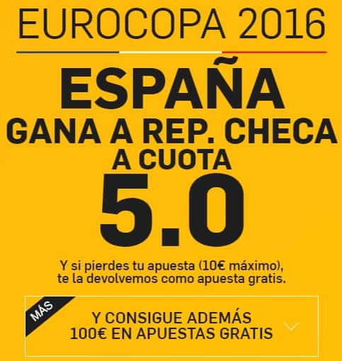 supercuota betfair espana-checa