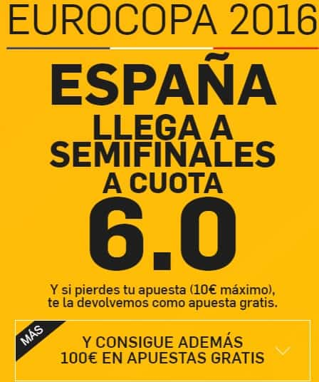 supercuota betfair espana semis