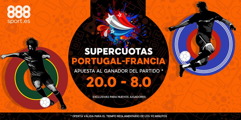 supercuota 888sport final Eurocopa