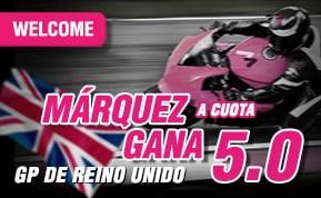 Supercuota Wanabet Márquez Motogp