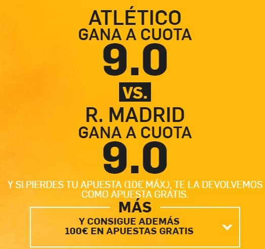 supercuota betfair derbi