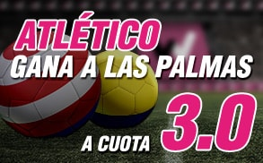 Supercuota Wanabet Atlético Madrid