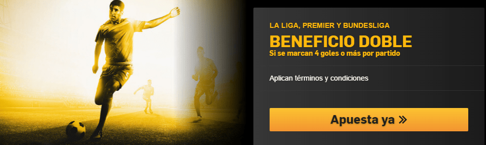 Betfair Beneficio Doble
