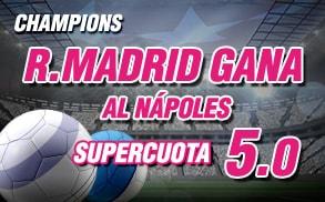 champions r madrid supercuota wanabet
