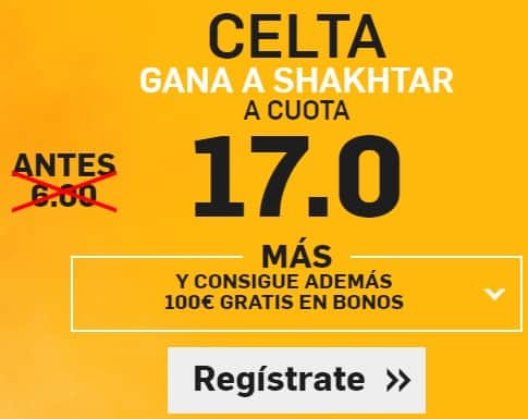 supercuota betfair europa league