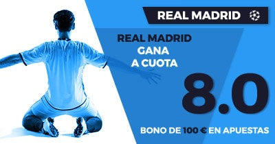 Supercuota Paston Champions Madrid - Tottenham