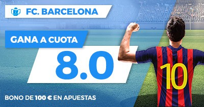 Supercuota Paston Copa del Rey FC Barcelona Murcia