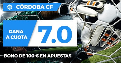 Supercuota Paston Liga 123 - Cordoba vs Alcorcon