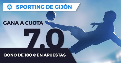 Supercuota Paston Liga 123 Sporting
