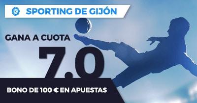 Supercuota Paston Liga 123 Sporting
