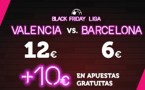 Supercuota Wanabet Valencia Barcelona