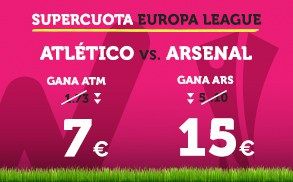 Wanabet Europa League Atletico vs Arsenal
