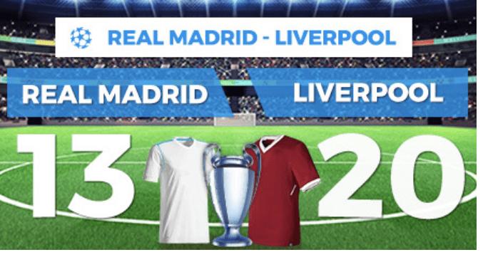 supercuota final champions Real Madrid