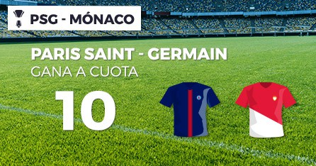 Supercuota paston psg-monaco