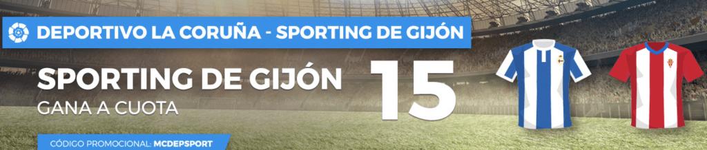 Supercuotas Paston Deportivo - Sporting