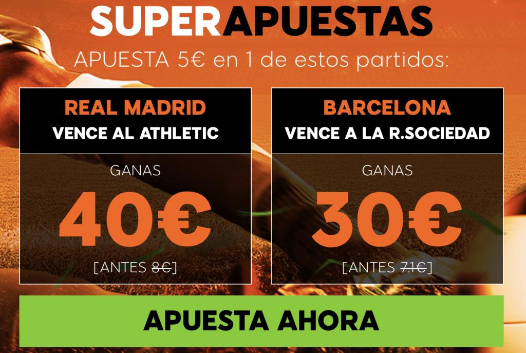 Supercuota 888sport Liga