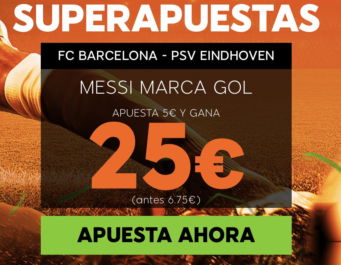 supercuota 888sport champions FC Barcelona