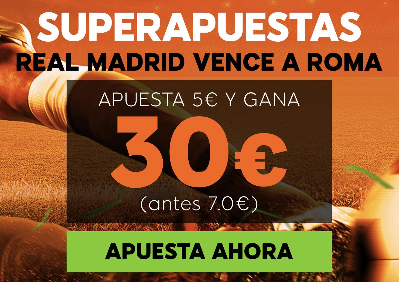 Supercuota 888sport Champions League Real Madrid