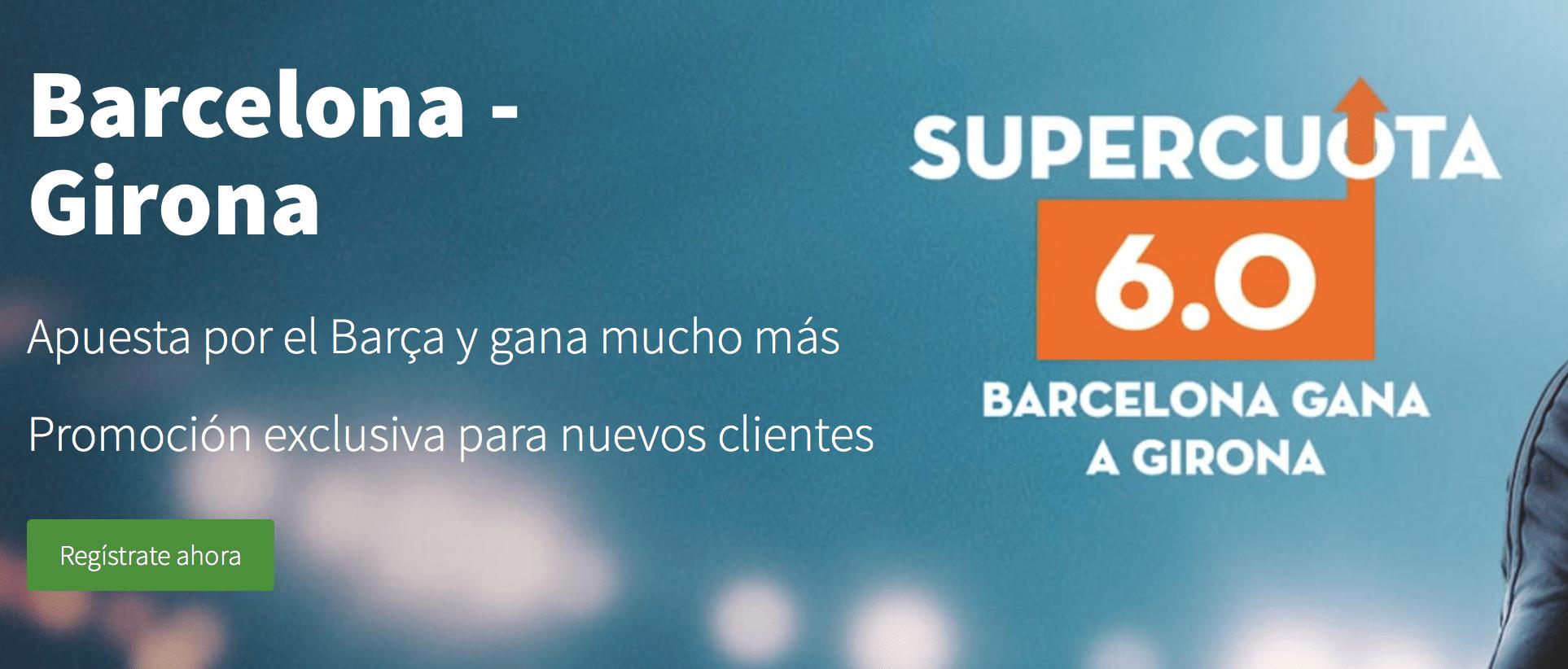Supercuota betsson La Liga FC Barcelona