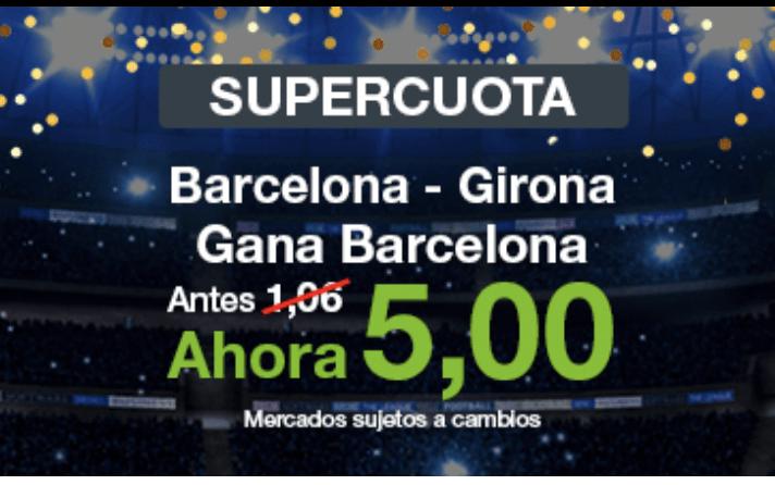 Supercuota Codere FC Barcelona