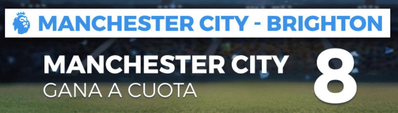 Supercuotas pastón Manchester City