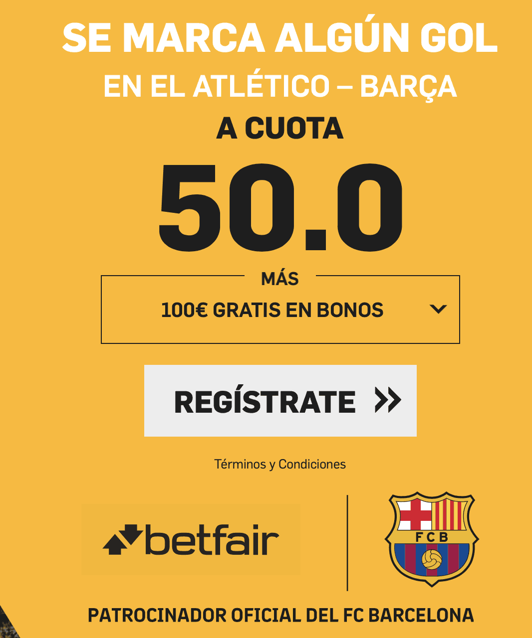 Supercuotas betfair BlackFriday