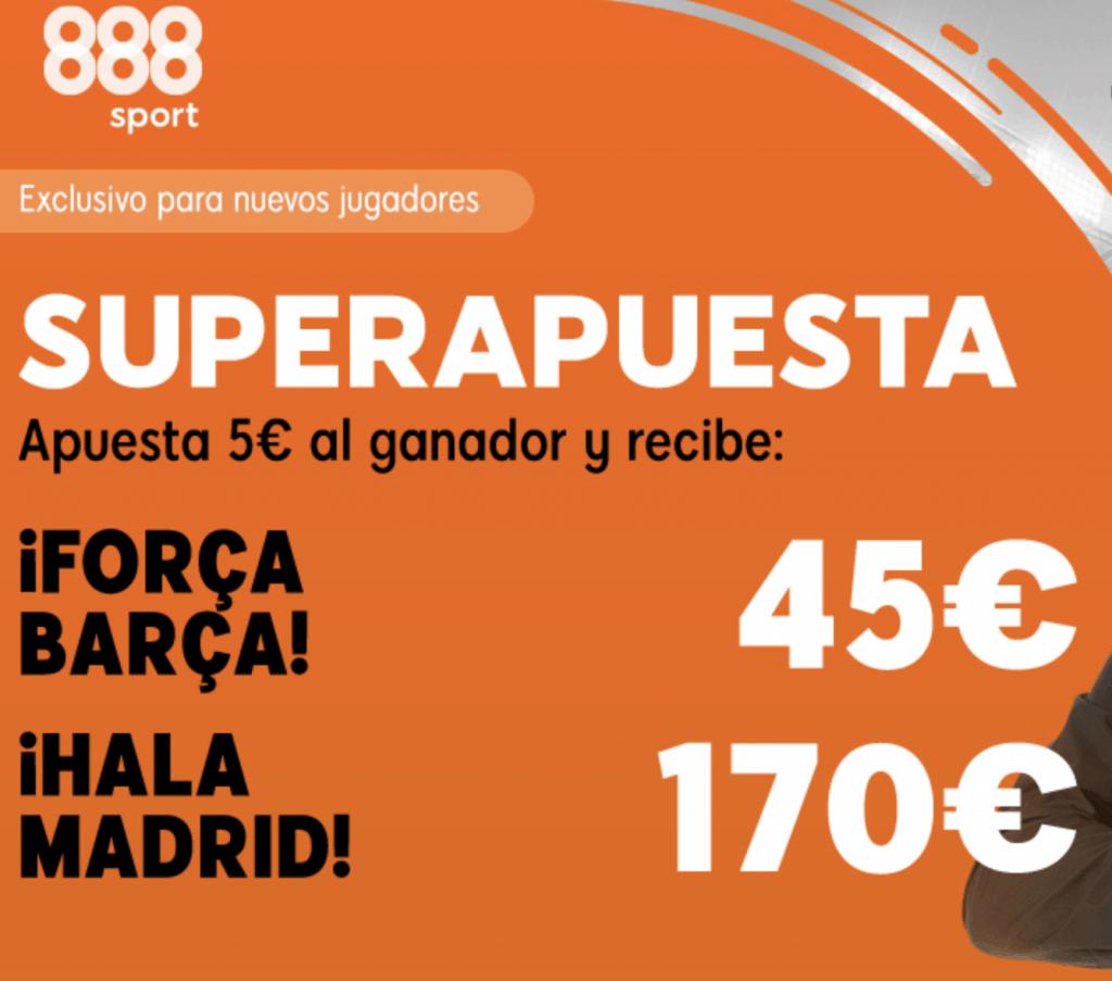 Superapuesta 888sport Clásico de Copa
