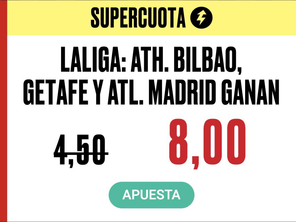 Supercuota PokerStars Sports Real Sociedad - Real Madrid
