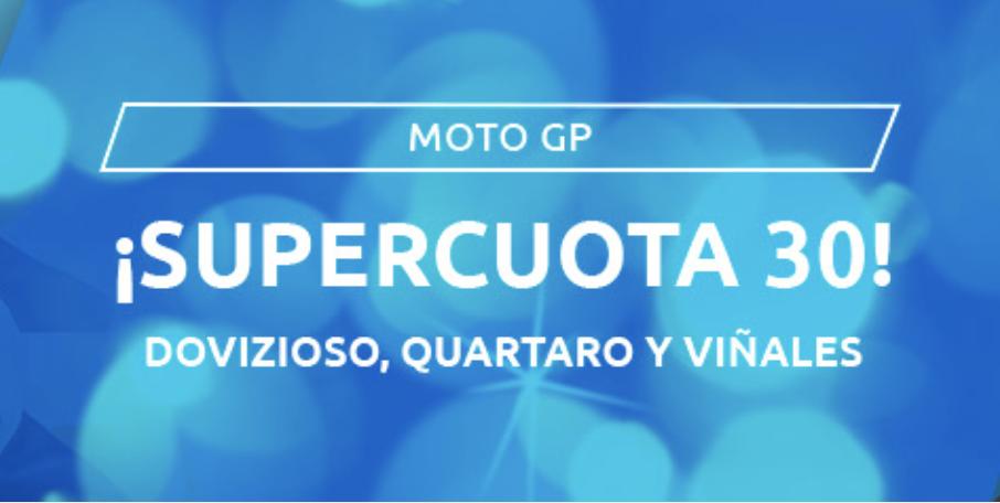 Supercuota Motogp Mondobets Motogp