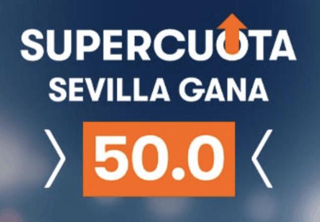 Supercuota betsson Supercopa de Europa : Bayern - Sevilla FC.