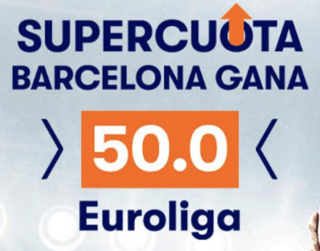 Supercuota betsson Euroliga : Zalgiris Kaunas - Barcelona