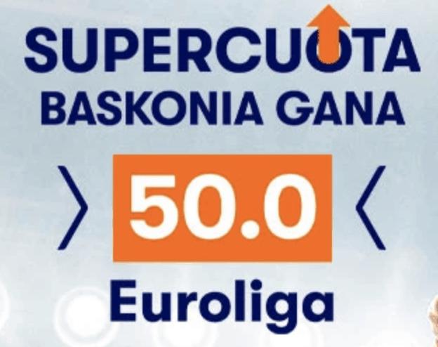 Supercuota betsson Euroliga : Baskonia - Maccabi