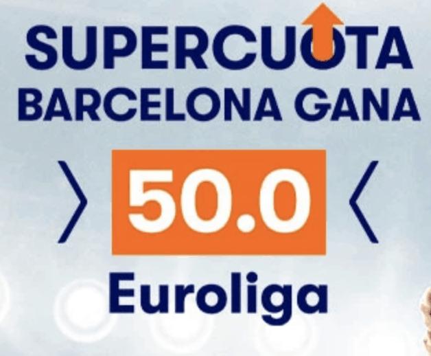 Supercuota betsson Euroliga : Fc Barcelona - Khimki