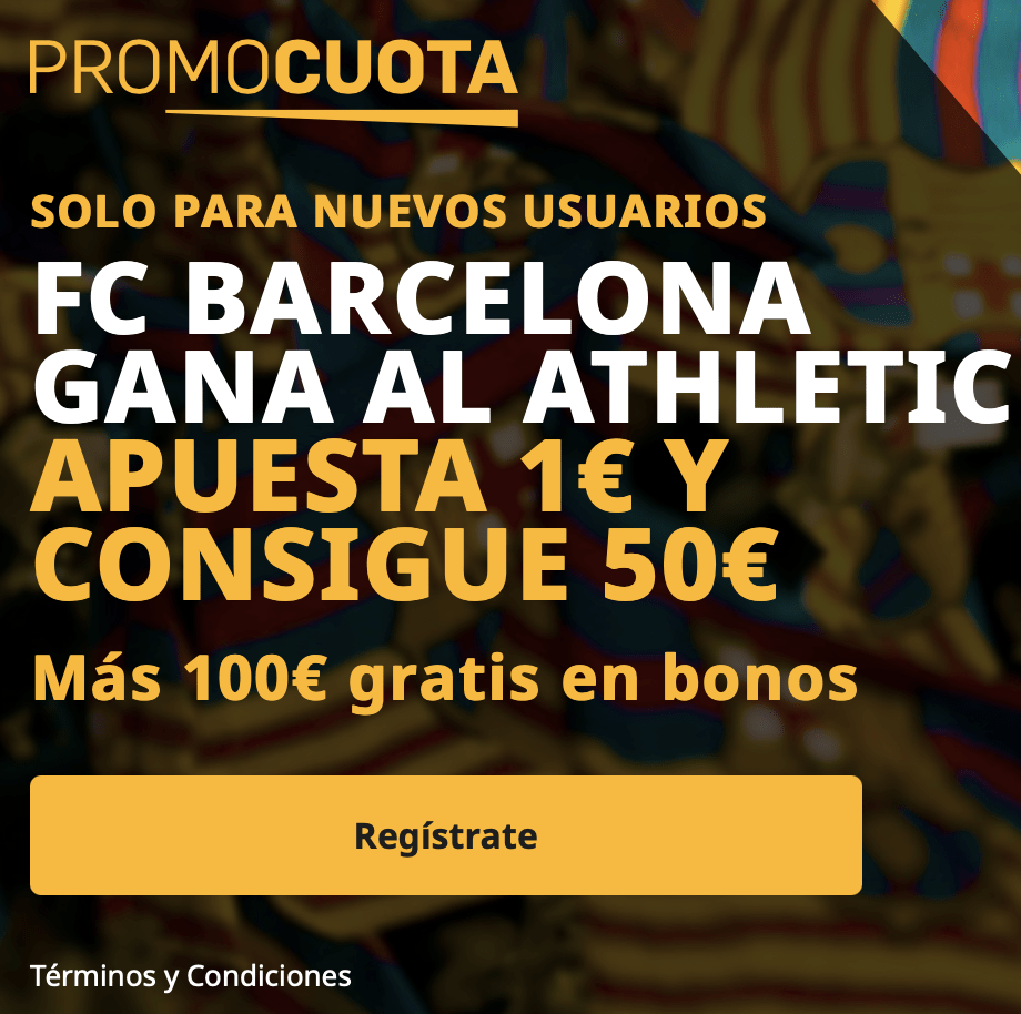 Supercuota betfair Supercopa España : FC Barcelona - Athletic