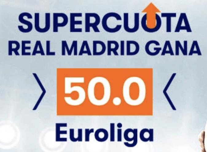 Supercuota Betsson Euroliga : Alba Berlín - Real Madrid