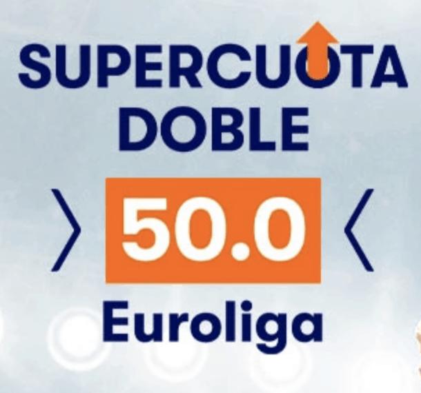 Supercuota betsson Euroliga : Valencia - Real Madrid