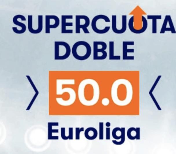 Supercuota betsson Euroliga : Real Madrid - Fc Barcelona
