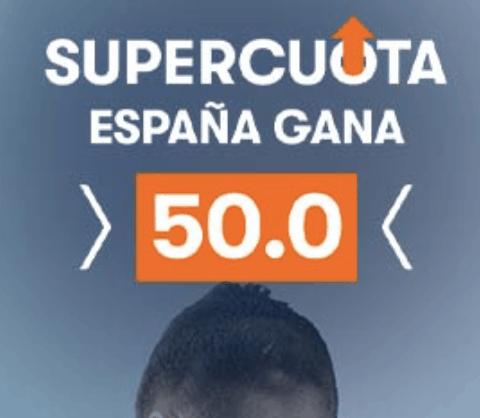 Supercuota betsson Clasificación Qatar 2022 : España - Grecia