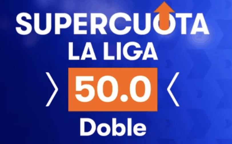 Supercuota betsson La Liga : Fc Barcelona - Getafe